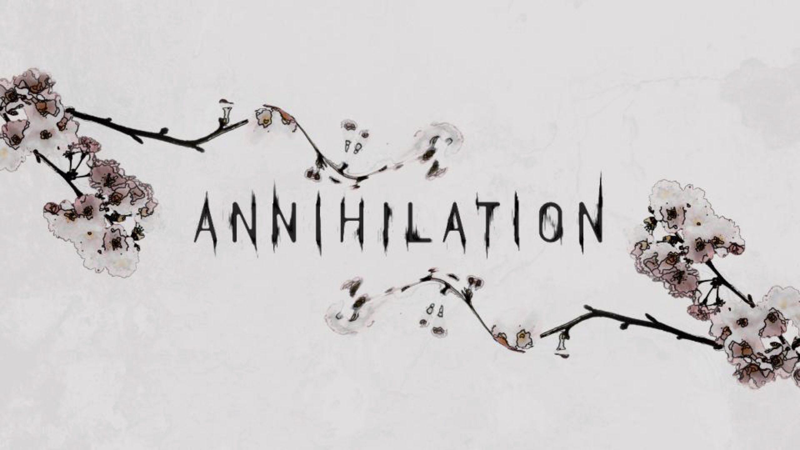 Annihilation Process 10