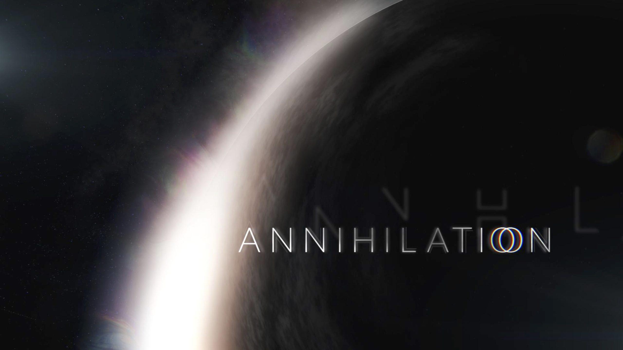 Annihilation Process 15